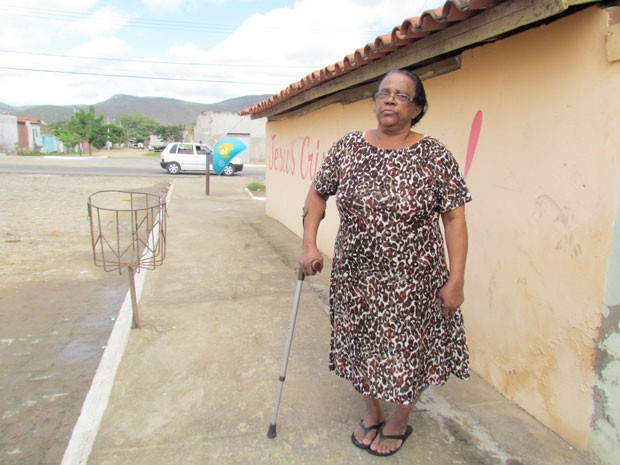 Maria Amenade conta como se converteu a pastora (Foto:  www.jequienoticias.com.br)