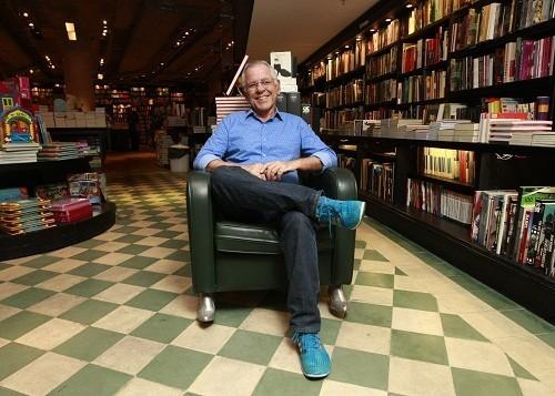 """Nelson Motta faz a curadoria da próxima edição do Sonoridades: """"""""É uma síntese de cinco anos de trabalho, com vários formatos diferentes"""", diz ele  (Foto: Globo.com)"""
