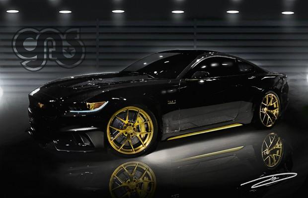 Mustang Galpin Auto Sports (GAS)  (Foto: Divulgação)