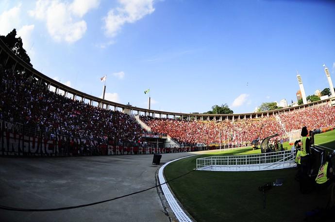 torcida Flamengo (Foto: Marcos Ribolli)