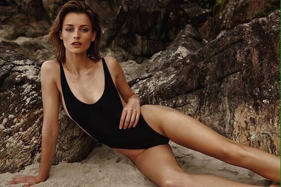 Flavia Lucini é a mais nova brasileira a integrar o time de tops da Victoria's Secret (Foto: Divulgação)