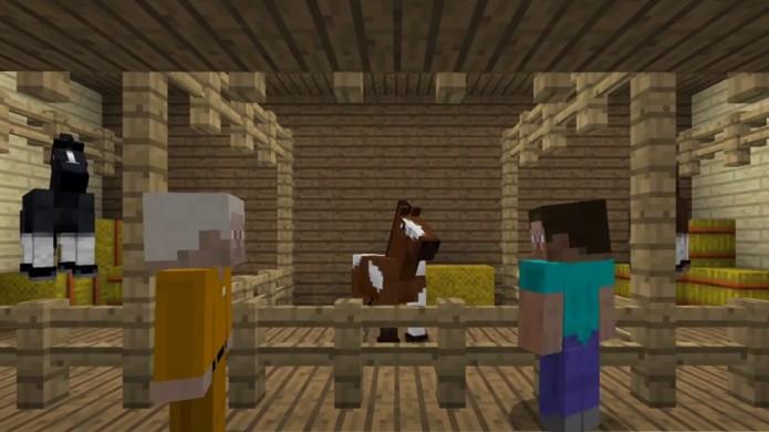 Não esqueça de cercar seus cavalos ou eles desaparecerão (Foto: VentureBeat)