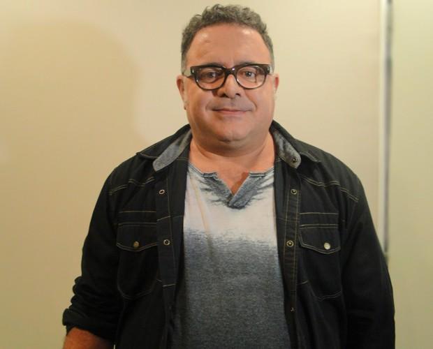 Leo Jaime (Foto: Domingão do Faustão / TV Globo)