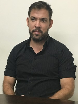 Marcelo Guimarães, ex-técnico, Presidente Prudente, PPFC (Foto: Murilo Rincon / GloboEsporte.com)