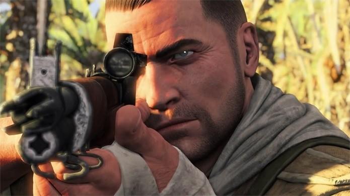 Sniper Elite 3 é a cereja no topo do gênero de jogos com atiradores Sniper (Foto: Reprodução/YouTube)