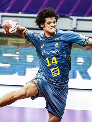 Thiagus Petrus, armador da seleção brasileira (Foto: Wander Roberto/Photo&Grafia)