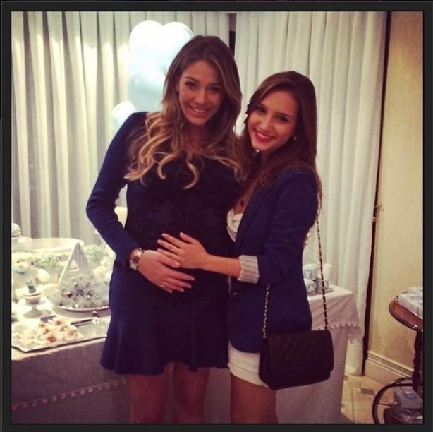 Luma Costa e Bianca Comparato (Foto: Reprodução Instagram)