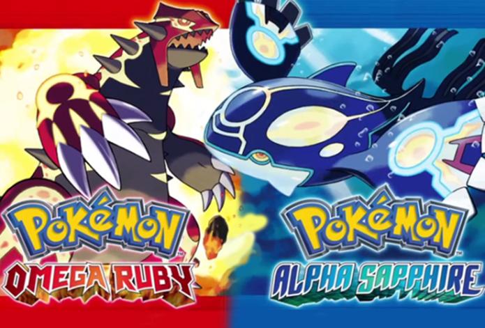Pokémon Omega Ruby e Alpha Saphire: como mudar a aparência de Pokémons míticos (Foto: Divulgação)