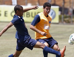 Vinícius Freitas, do Cruzeiro (Foto: Washington Alves / Vipcomm)