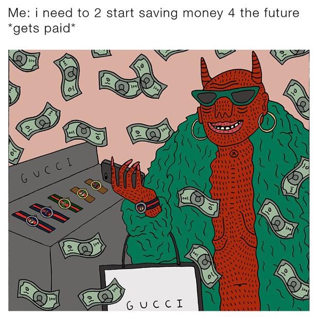 Gucci Memes (Foto: Reprodução)