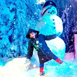 alaska-neve (Foto: Divulgação)
