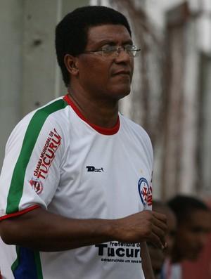 Samuel Cândido - técnico do Independente de Tucuruí em 2009 e 2010 (Foto: Marcelo Seabra/O Liberal)