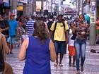 Lojas do Centro de Aracaju funcionam em horário estendido