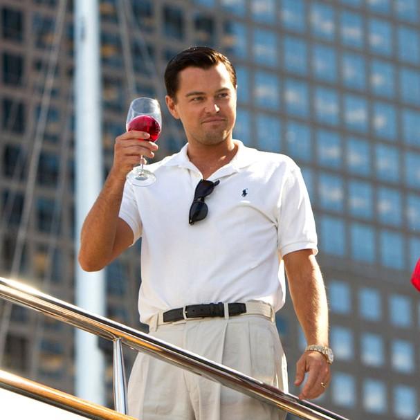 """Leonardo DiCaprio em """"O Lobo de Wall Street"""" (Foto: Divulgação)"""