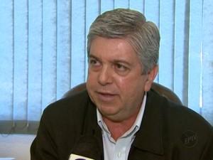 Toninho Martins assumiu pastas investigadas pela PF de Araraquara (Foto: Reprodução/EPTV)