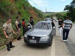 Vítima foi atingida por disparos em Muriaé (Foto: Silvan Alves/Arquivo Pessoal)