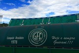Fator Brinco de Ouro: volta de estádio reforça otimismo do Guarani em 2015