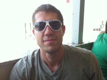 Policial federal Mário Mattos morreu após troca de tiros em MT (Foto: Arquivo pessoal)