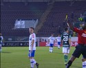 Ponto fora é exaltado por cruzeirenses, mas capitão critica atuação de árbitro