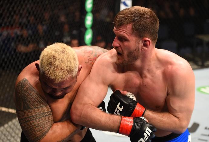 Stipe Miocic Mark Hunt, UFC: Hunt x Miocic (Foto: Getty Images)