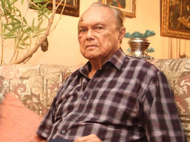 Alacid Nunes já esteve à frente da Prefeitura de Belém, foi eleito duas vezes governador do Estado, e outras duas, deputado federal. (Foto: Henrique Felício/O Liberal)