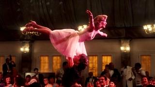 Jennifer Grey e Patrick Swayze em Dirty Dancing (Foto: Reprodução)