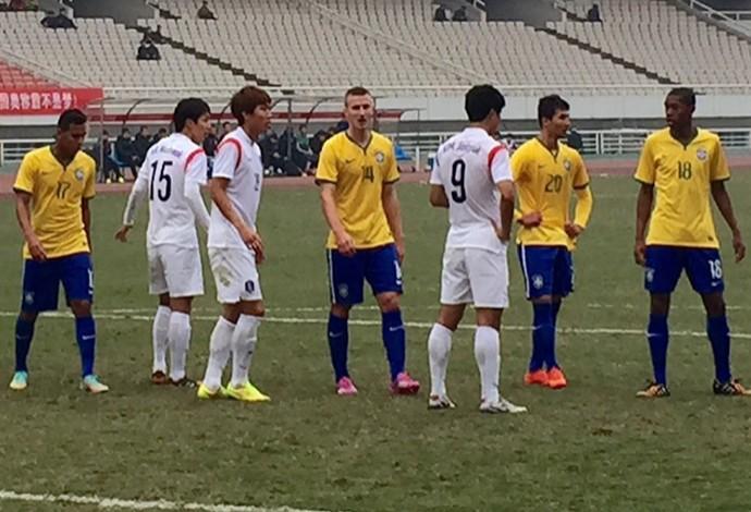 Rodrigo Ely seleção Brasil sub21 (Foto: Divulgação)