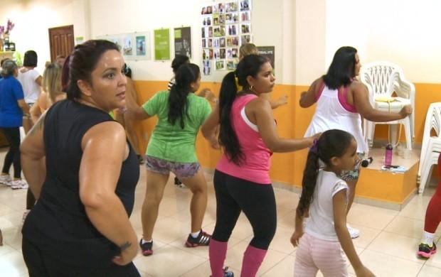Conquista cada vez mais os amantes de exercícios (Foto: Bom Dia Amazônia)