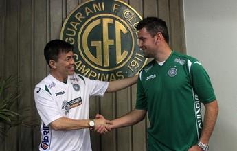 Desempenho do ataque do Guarani aumenta expectativa sobre Giancarlo