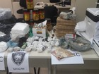 Polícia apreende  37 quilos de drogas (Divulgação/Polícia Civil do RN)