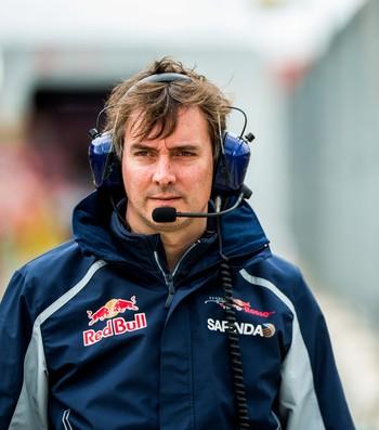 James Key, diretor técnico da STR, pode ser uma das opções da Ferrari (Foto: Getty Images)