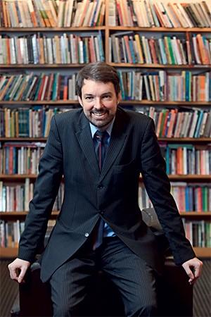Fernando Schüler é doutor em filosofia  pela UFRGS  e pesquisador visitante na Universidade Columbia,  em Nova York (Foto: Divulgação)