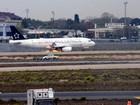 Após fogo em turbina, avião da Qatar faz pouso de emergência em Istambul