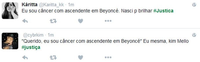 Público continuou replicando a frase de Mayara (Foto: TV Globo)