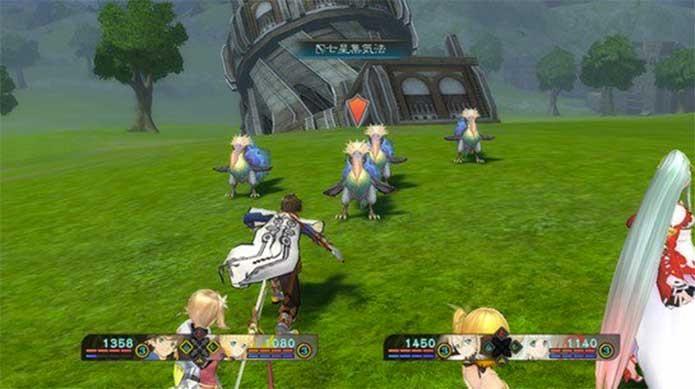 Tales of Zestiria não é tão bonito quanto deveria (Foto: Divulgação/Bandai Namco)