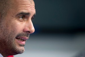Pep Guardiola técnico Bayern (Foto: AP)