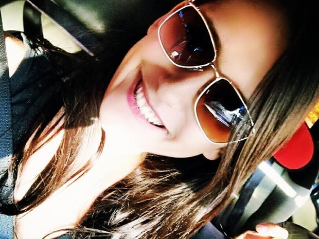 Irmã lamentou a morte de Jéssica de Queiróz e diz que ela deixou filha de 7 anos, em Goiás (Foto: Reprodução/Facebook)