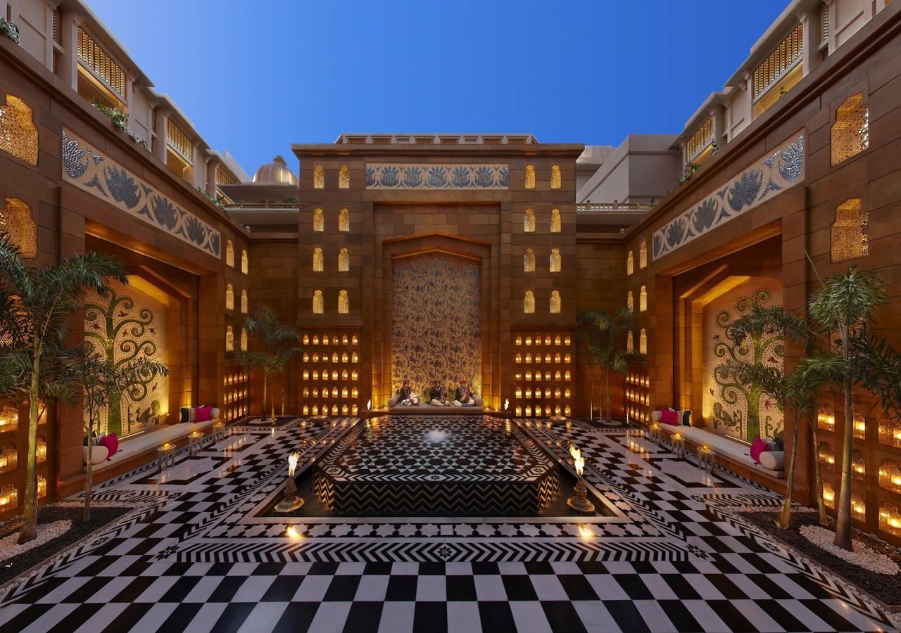 Leela Palace (Foto: divulgação)