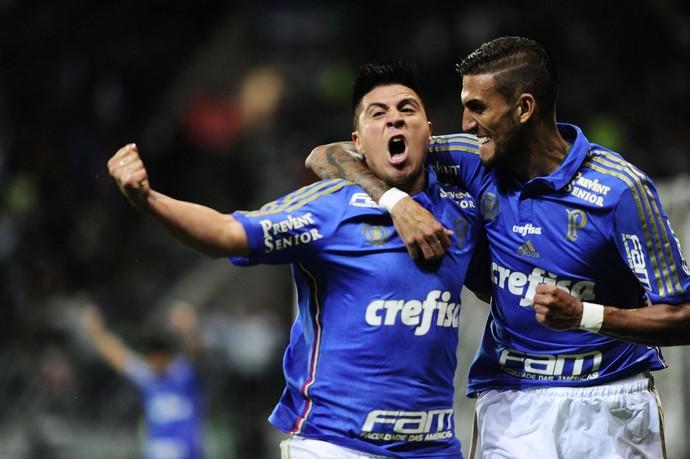 Palmeiras x Sampaio Corrêa - Cristaldo (Foto: Marcos Ribolli)
