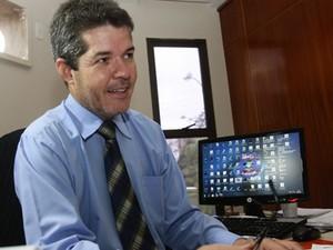Delegado Waldir Soares foi eleito em Goiás com 274.625 votos (Foto: Mantovani Fernandes/O Popular)
