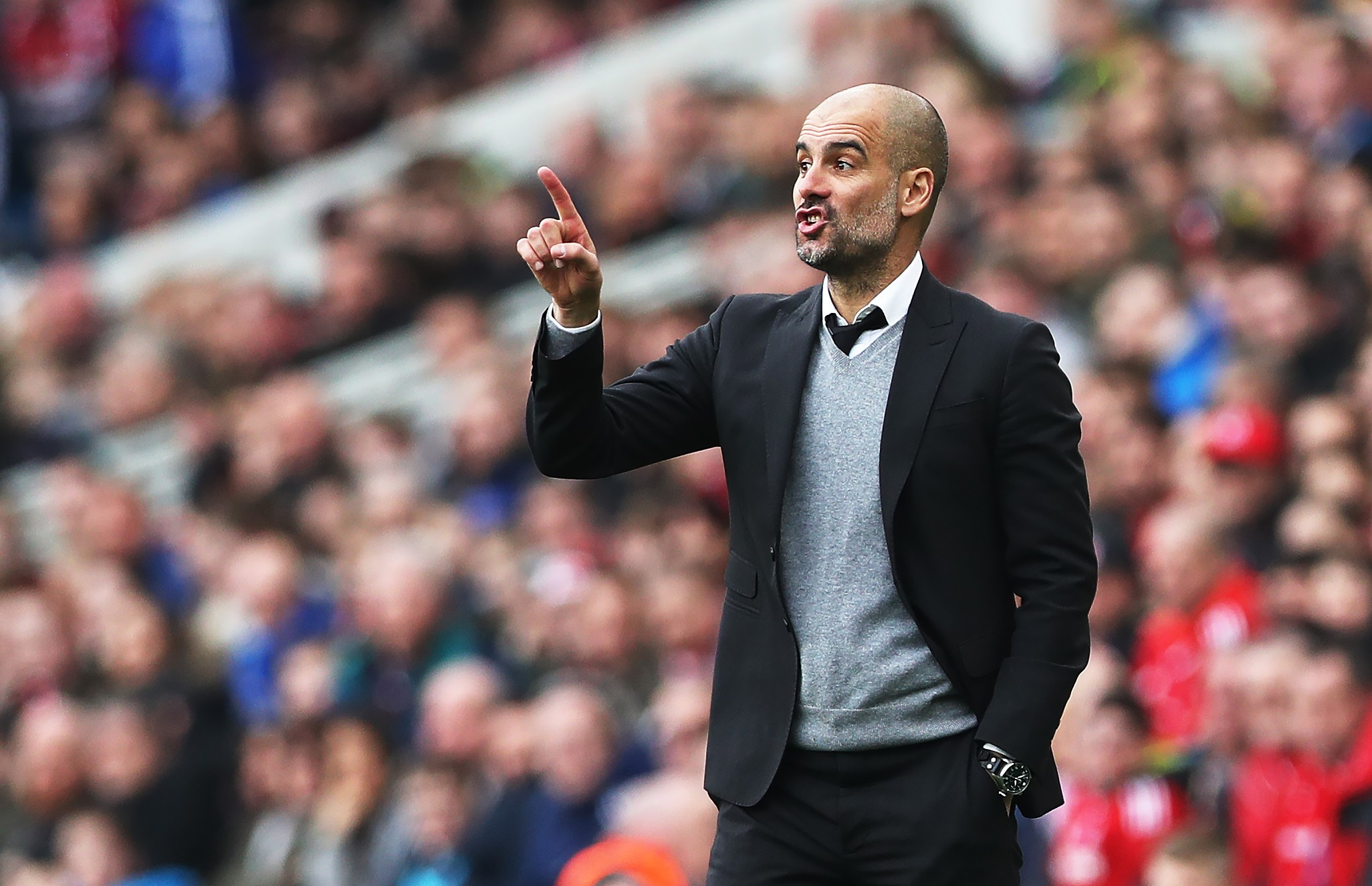 Guardiola  (Foto: getty images)
