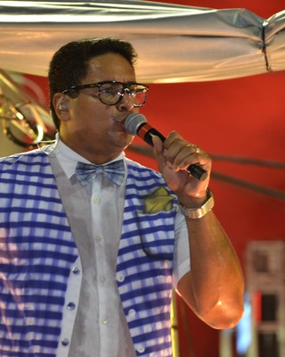 Harmonia do Samba - 'A melhor segunda-feira do mundo' (Foto: Eduardo Freire/G1)