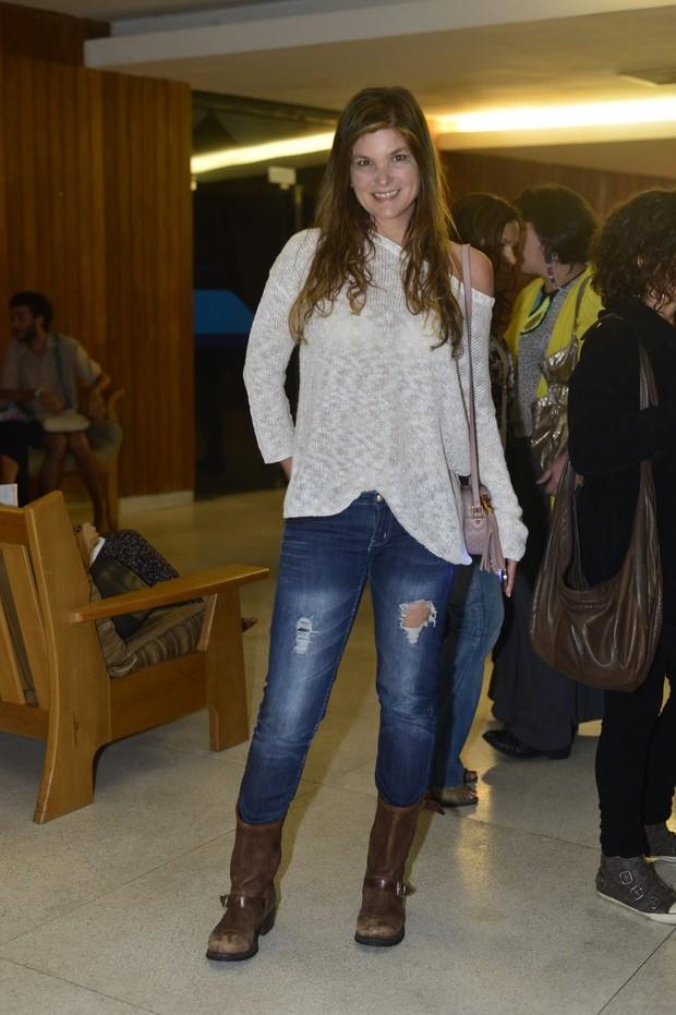 Cristiana Oliveira (Foto: André Muzell/AgNews)