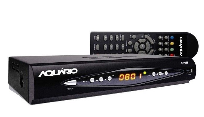 Com o desligamento do sinal analógico, TVs de tubo dependerão de conversores analógicos para funcionar (Foto: Divulgação/Aquário)
