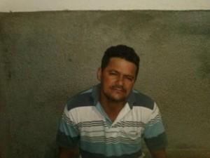 Wellington Vieira Cabral, foi preso em flagrante durante uma blitz (Foto: Divulgação/PM)