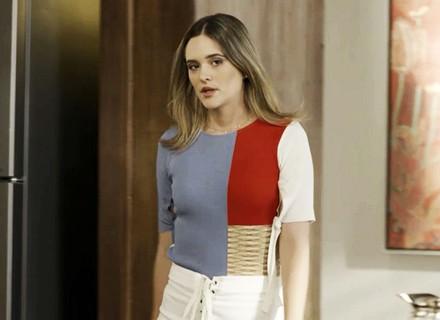 Dicas de Moda: Blusa colorida de Simone é hit no capítulo de 13/10, de 'A Força do Querer'