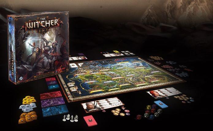 Versão em tabuleiro do jogo também sairá ainda este ano (Foto: Divulgação)