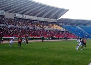 Sampaio e Santa Cruz jogam no Castelão pela Série B (Foto: Afonso Diniz / GloboEsporte.com)