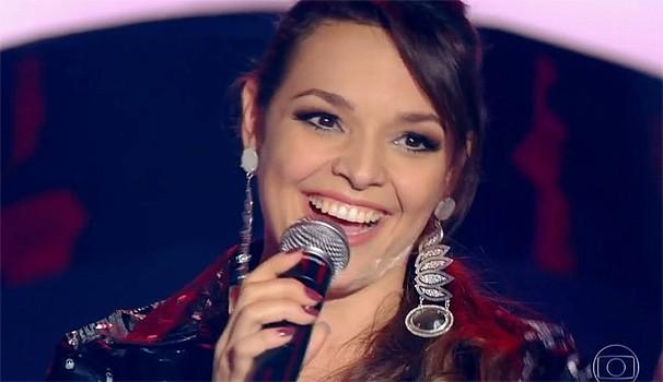 Maria Alice The Voice (Foto: Reprodução/ The Voice Brasil)