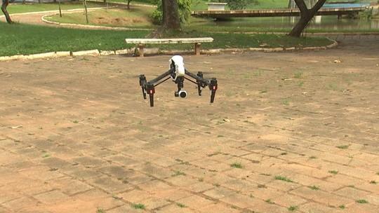 Visão panorâmica: drones capturam imagens nas alturas!